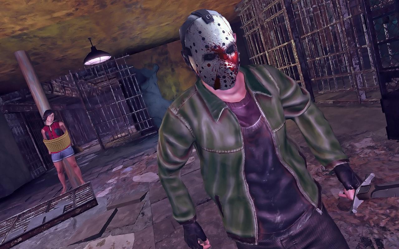 Endless Nightmare House 3D : Horror Friday Escape 1.1 Screenshot 11