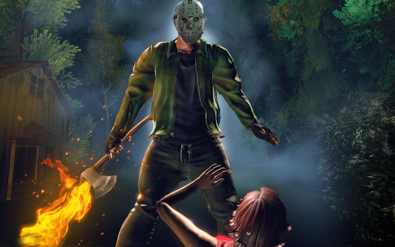 Endless Nightmare House 3D : Horror Friday Escape 1.1 Screenshot 4