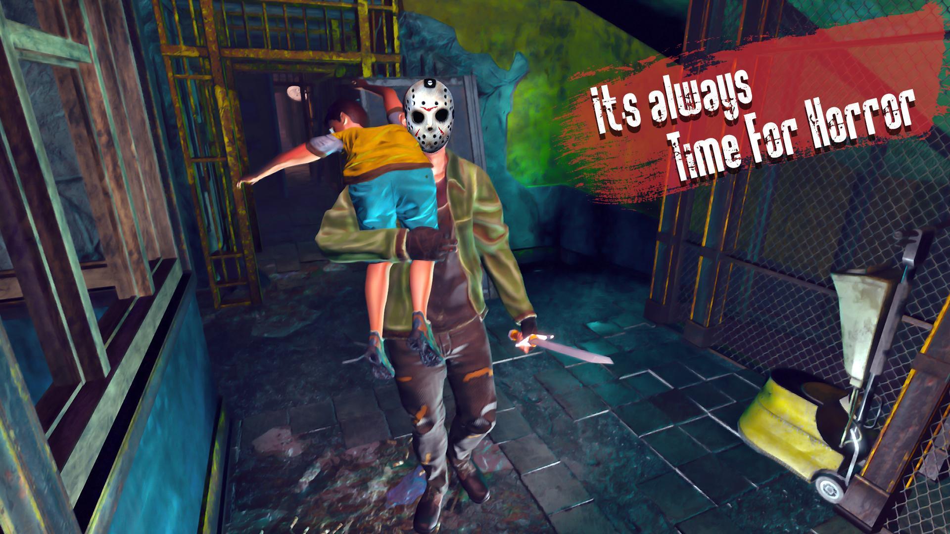 Endless Nightmare House 3D : Horror Friday Escape 1.1 Screenshot 5