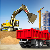 City Construction Simulator: Forklift Truck Game app icon