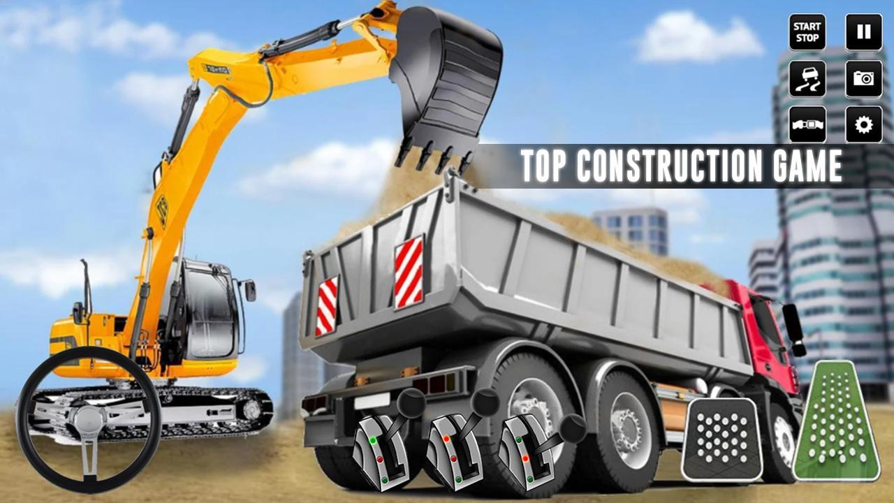 City Construction Simulator: Forklift Truck Game 3.33 Screenshot 1