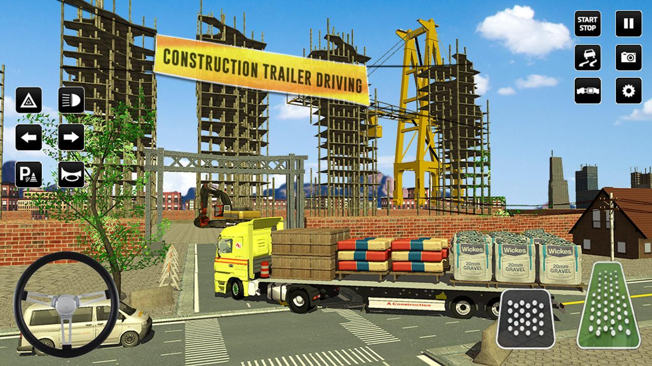 City Construction Simulator: Forklift Truck Game 3.33 Screenshot 12
