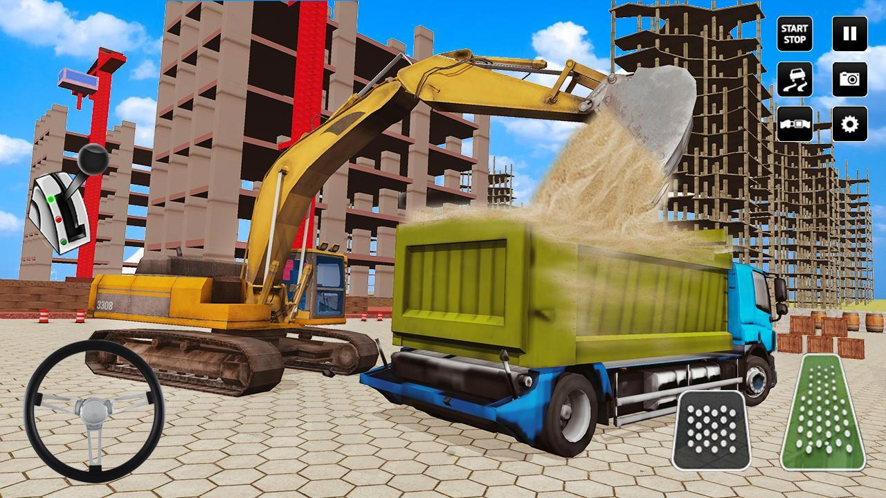 City Construction Simulator: Forklift Truck Game 3.33 Screenshot 21