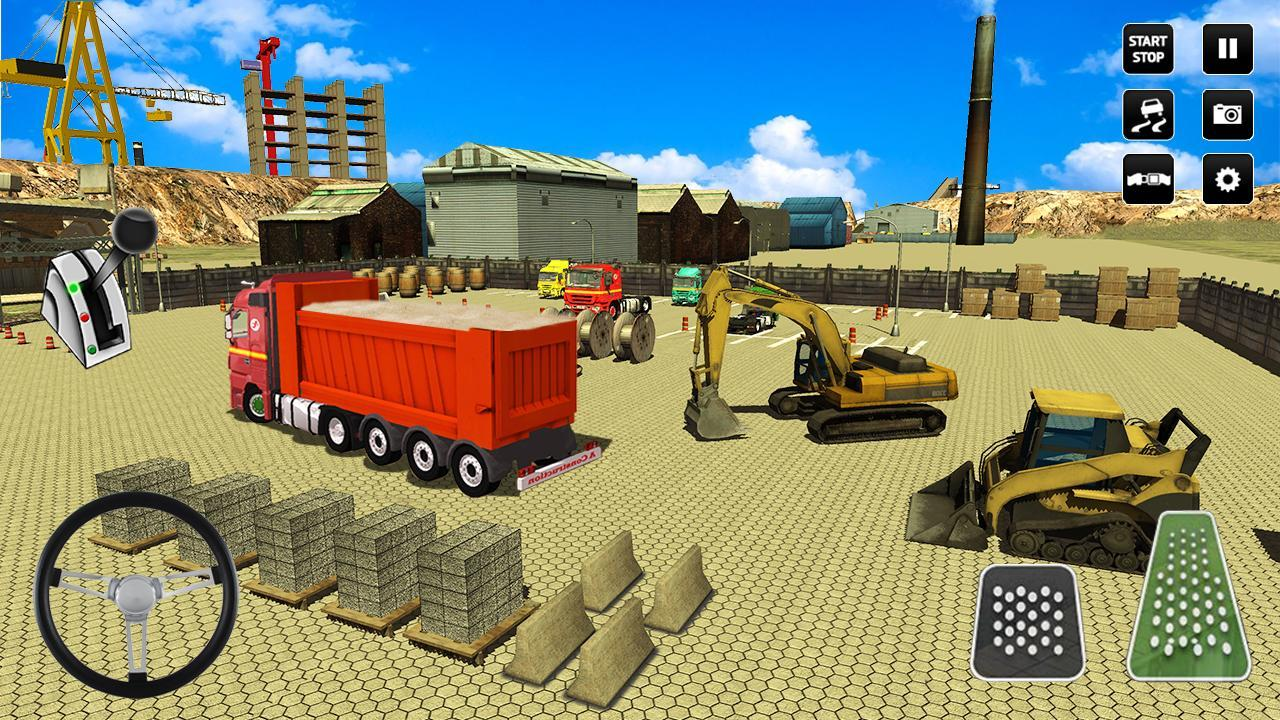 City Construction Simulator: Forklift Truck Game 3.33 Screenshot 3