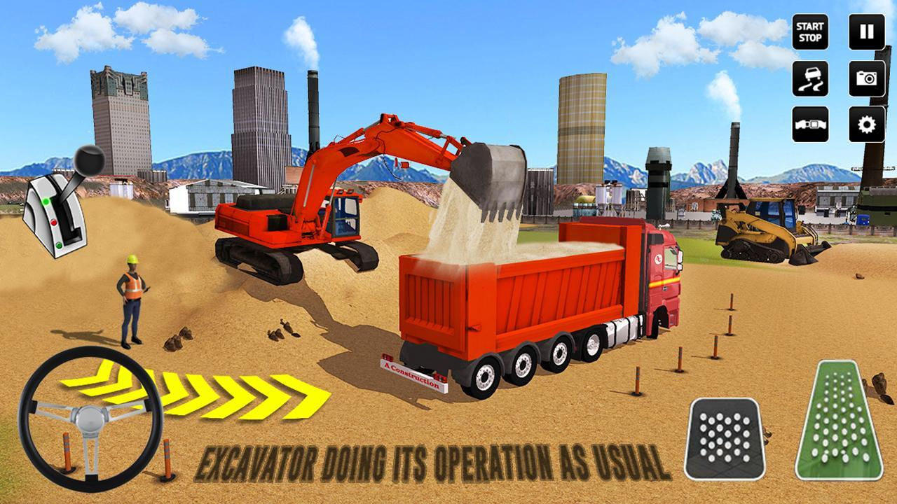 City Construction Simulator: Forklift Truck Game 3.33 Screenshot 4