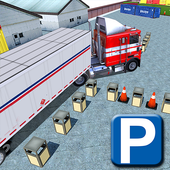 3D Truck Parking Simulator 2019: Real Truck Games app icon