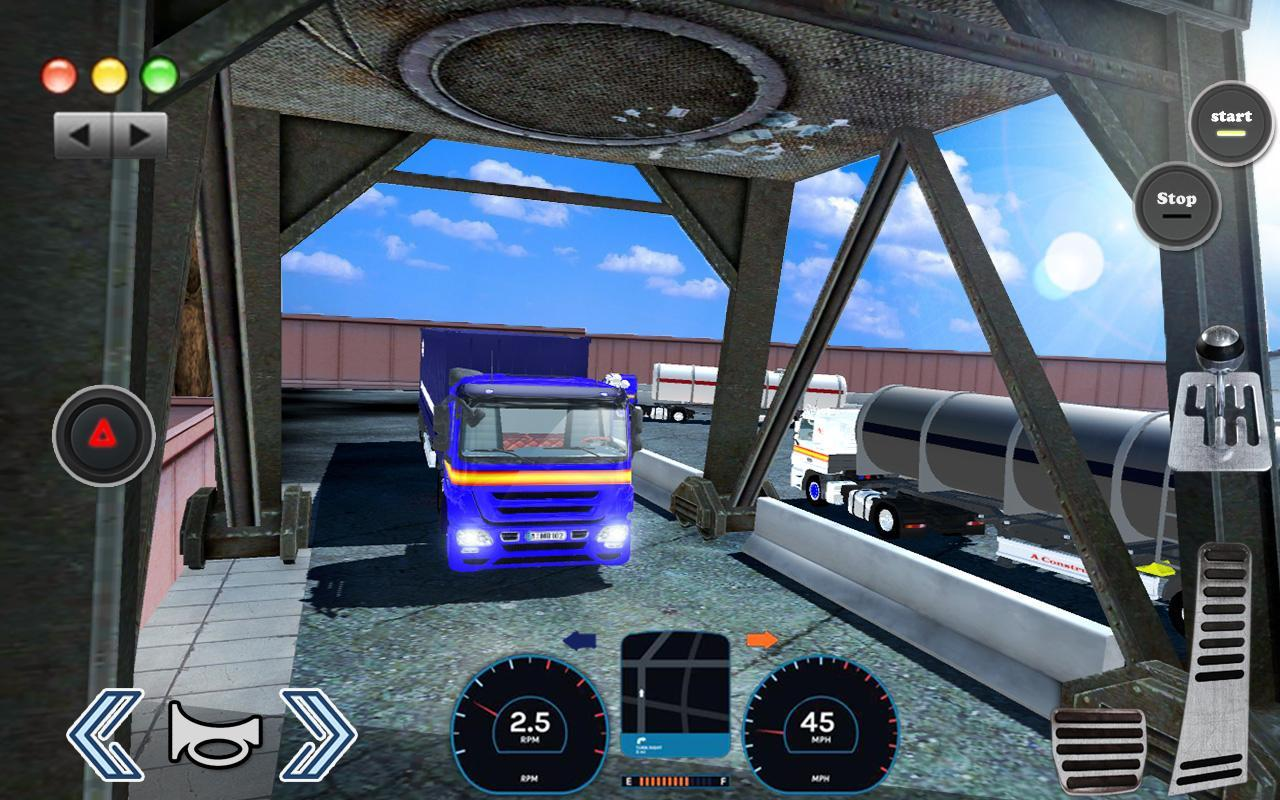 3D Truck Parking Simulator 2019: Real Truck Games 2.2 Screenshot 15