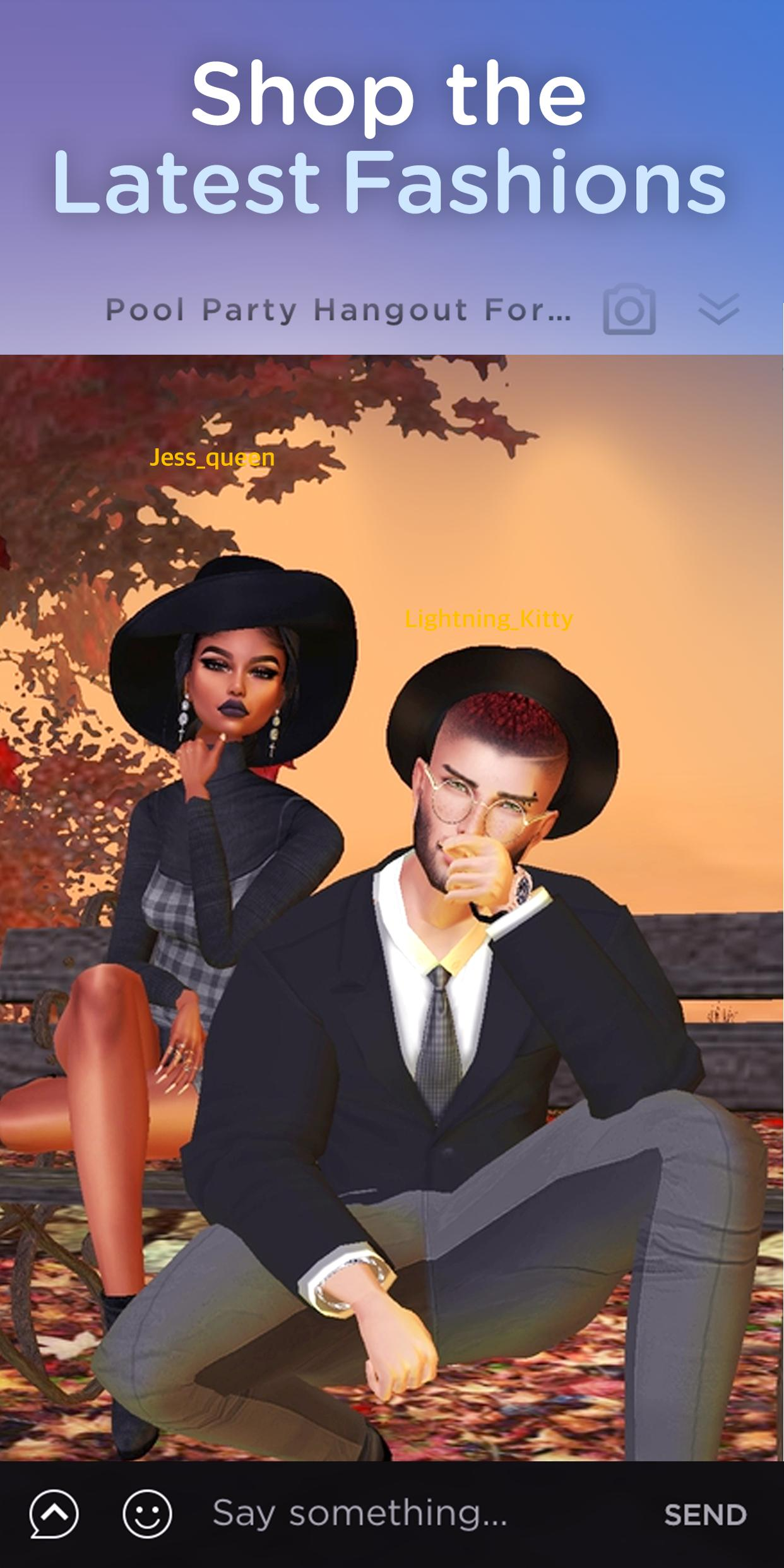 IMVU 3D Avatar! Virtual World & Social Game 5.1.1.50101001 Screenshot 3