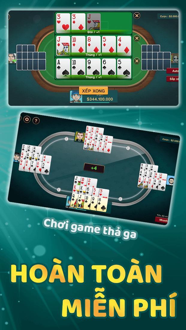 Mậu Binh - Binh Xập Xám 1.4.6 Screenshot 1