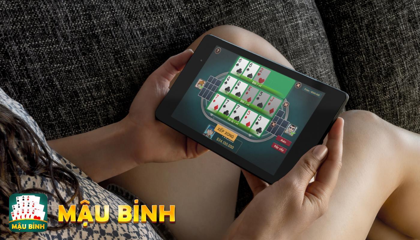 Mậu Binh - Binh Xập Xám 1.4.6 Screenshot 12