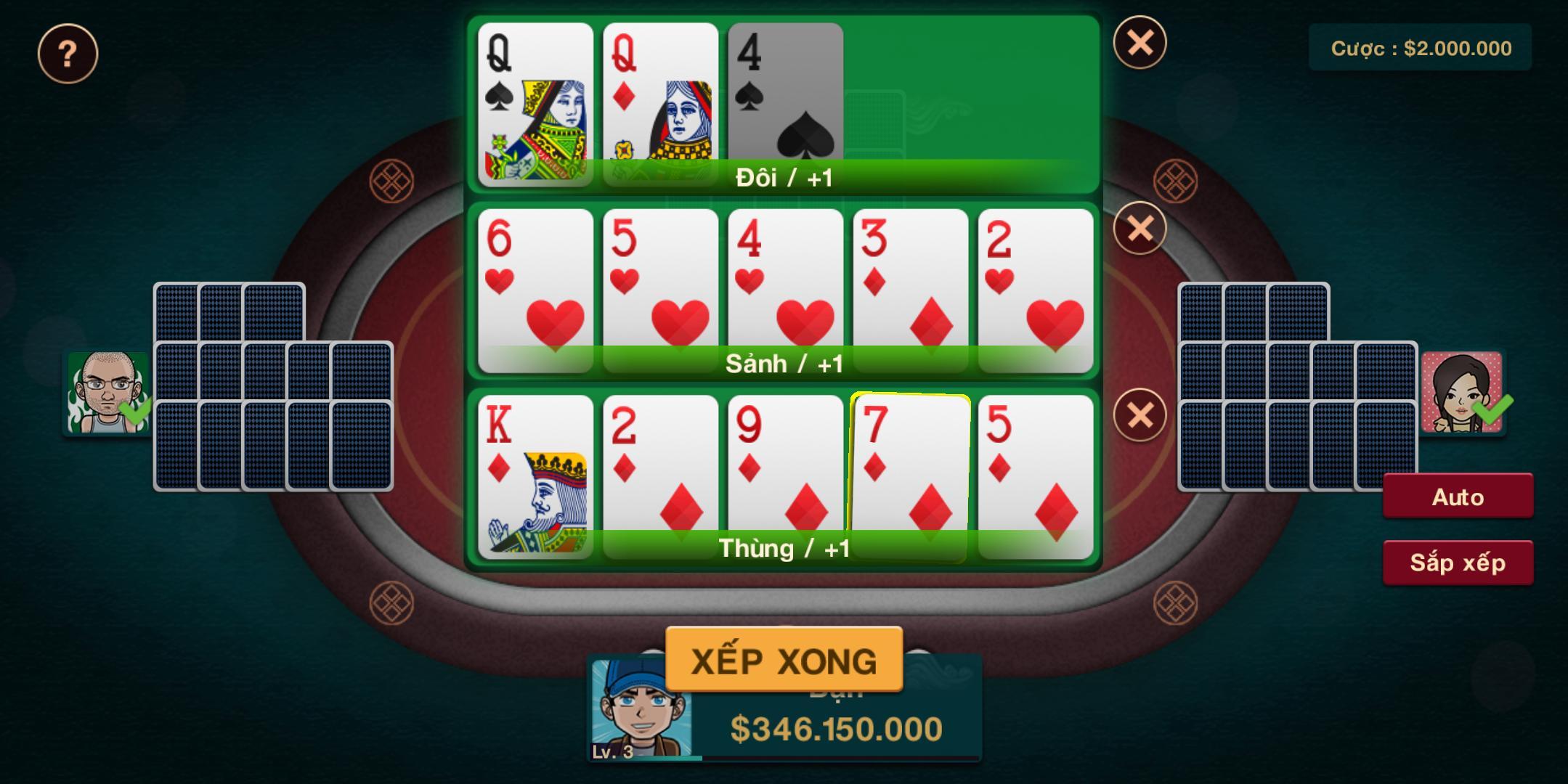 Mậu Binh - Binh Xập Xám 1.4.6 Screenshot 13