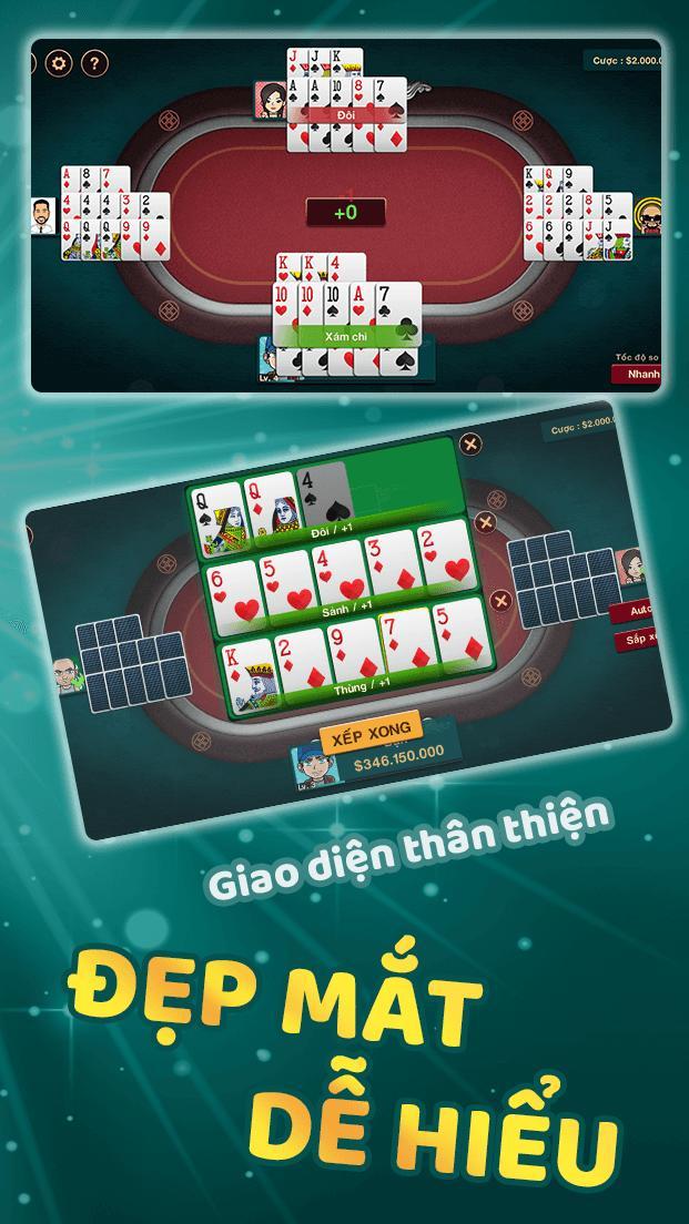 Mậu Binh - Binh Xập Xám 1.4.6 Screenshot 3