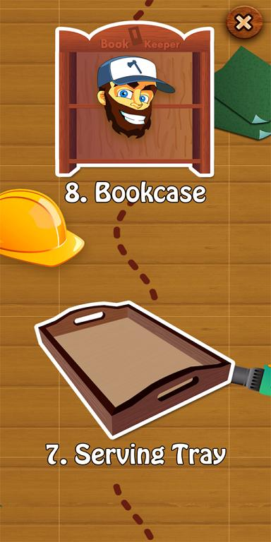 Wood Shop Builder 1.4 Screenshot 6