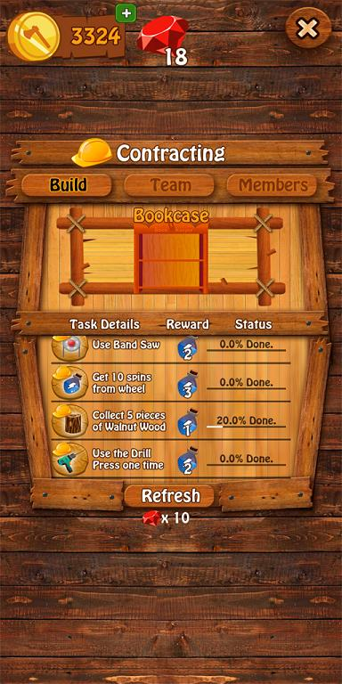 Wood Shop Builder 1.4 Screenshot 8