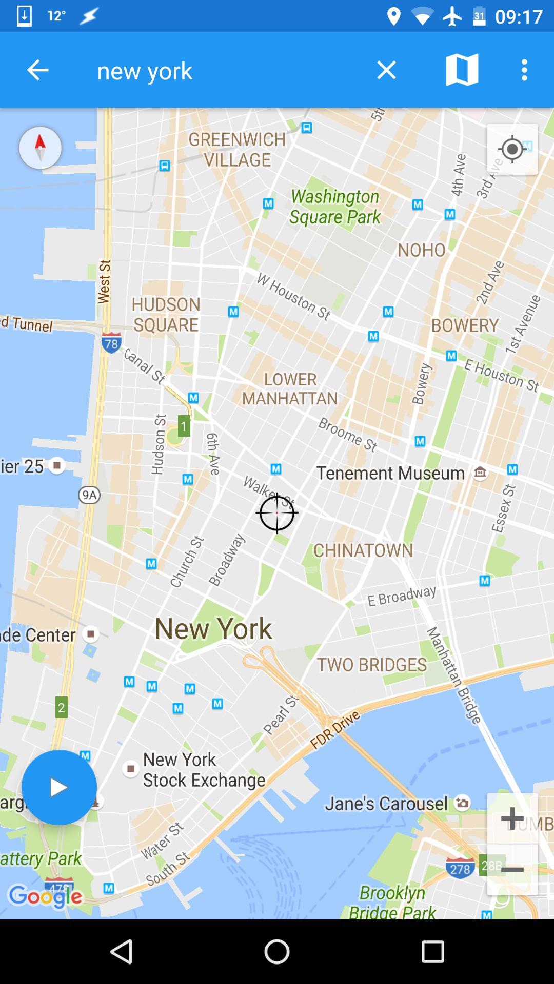 Fake GPS GO Location Spoofer Free 5.1 Screenshot 1