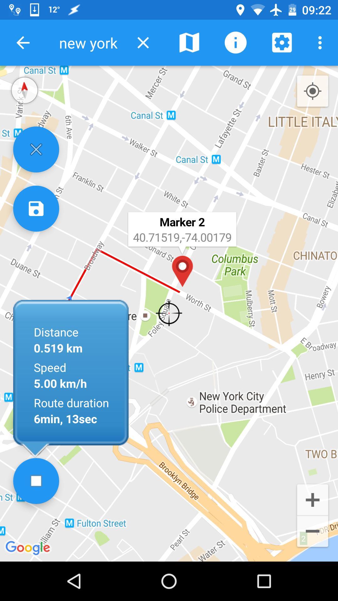 Fake GPS GO Location Spoofer Free 5.1 Screenshot 2