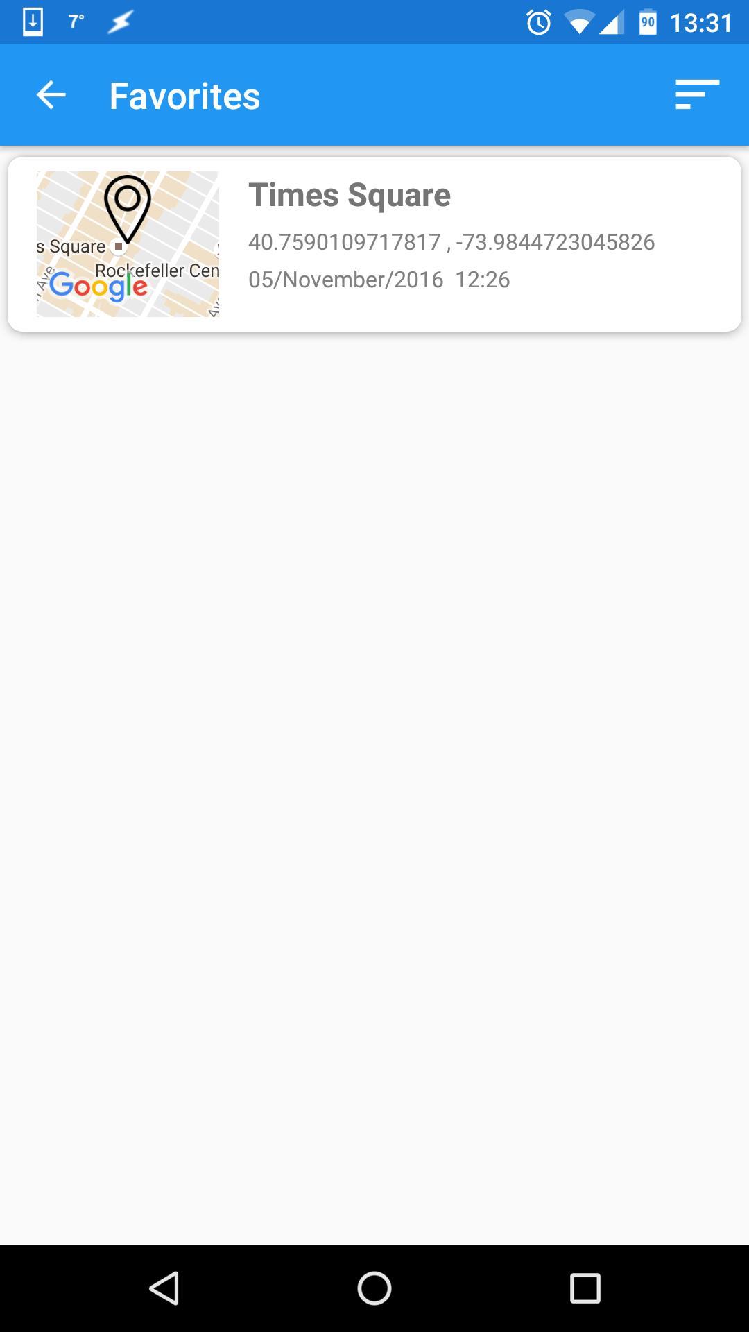 Fake GPS GO Location Spoofer Free 5.1 Screenshot 4