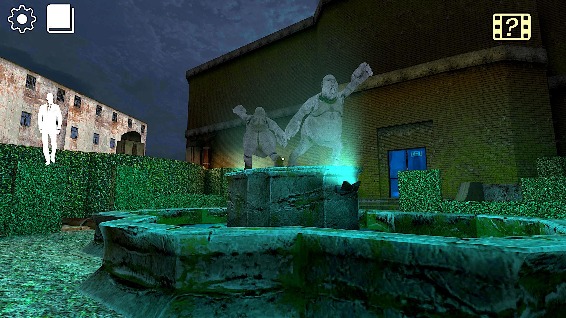 Evil Erich Sann : The New Horror Games. 2.5.0 Screenshot 1