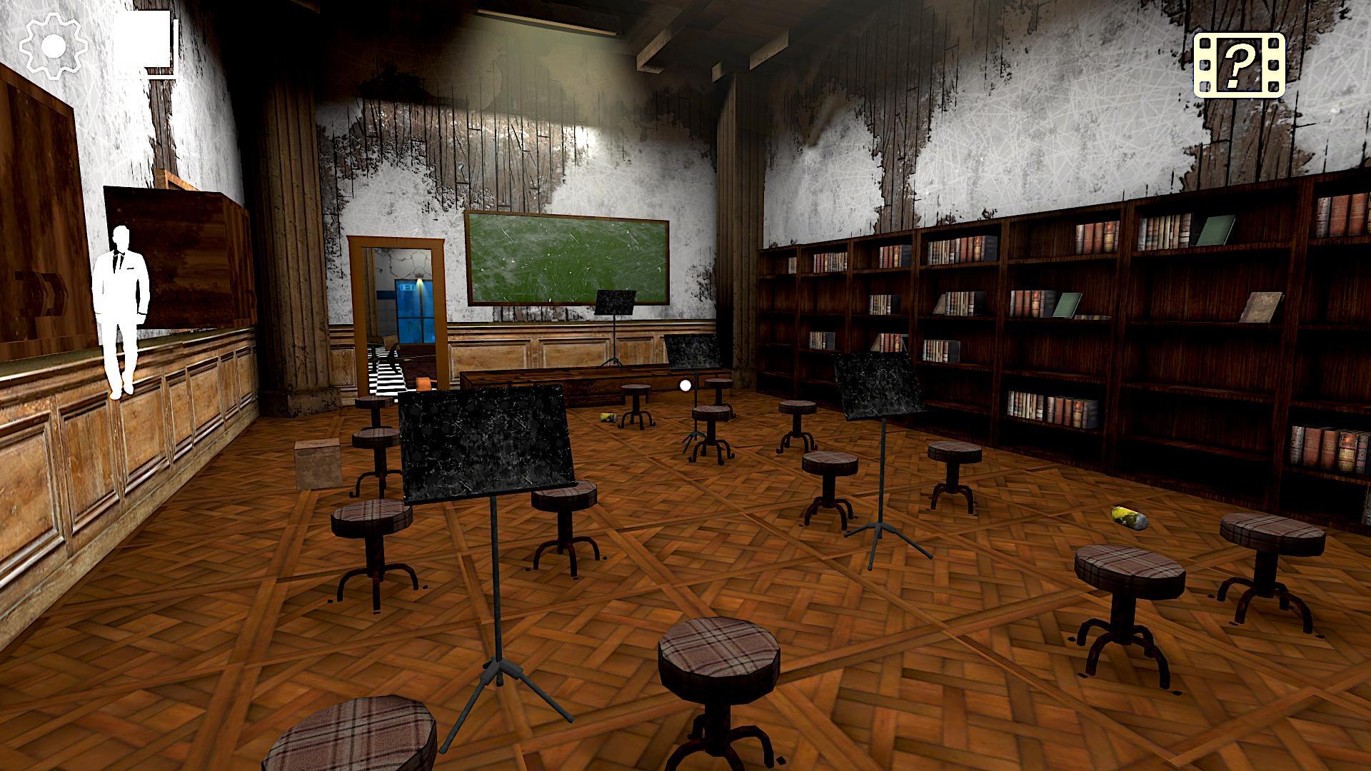 Evil Erich Sann : The New Horror Games. 2.5.0 Screenshot 21