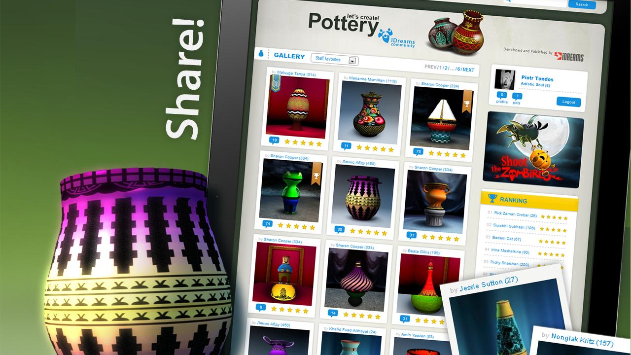 Let's Create! Pottery Lite 1.63 Screenshot 8