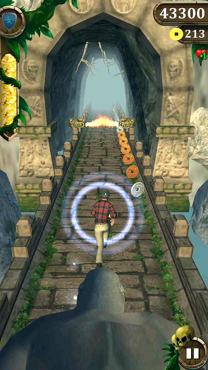 Tomb Runner Temple Raider: 3 2 1 & Run for Life 1.1.20 Screenshot 1