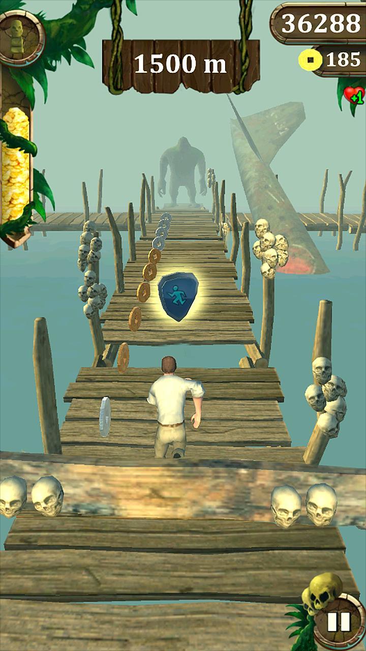 Tomb Runner Temple Raider: 3 2 1 & Run for Life 1.1.20 Screenshot 2