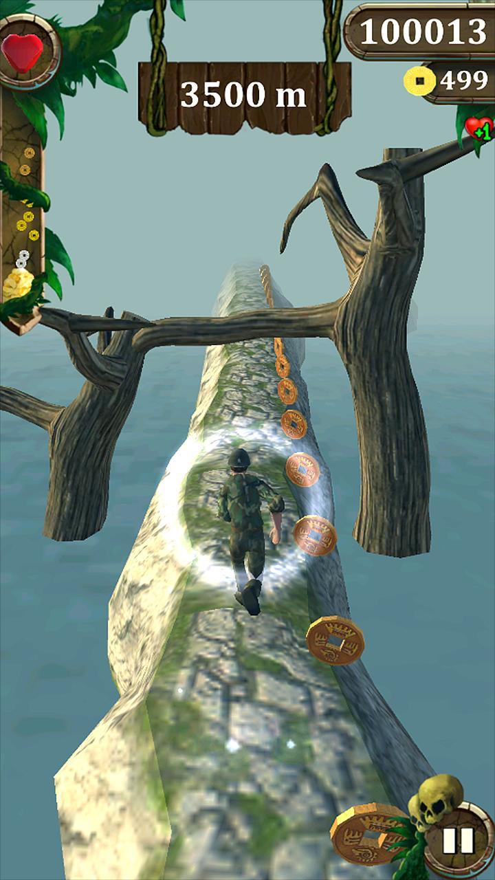 Tomb Runner Temple Raider: 3 2 1 & Run for Life 1.1.20 Screenshot 3