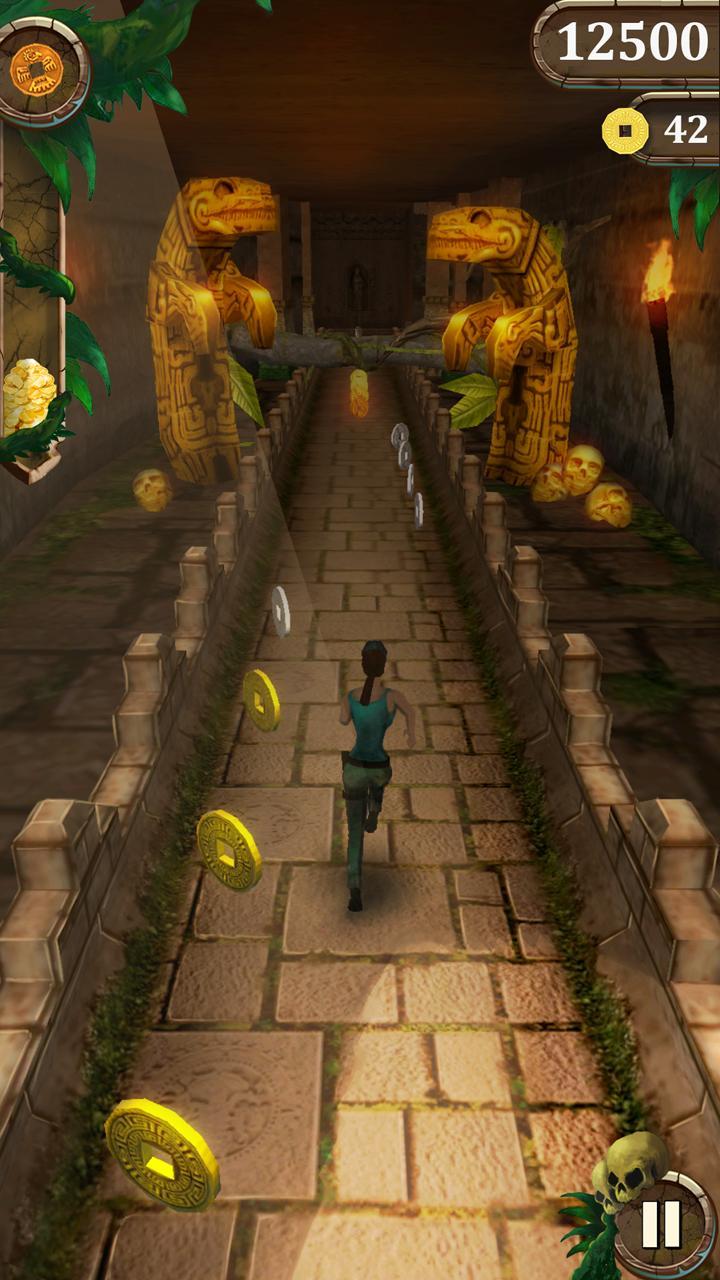 Tomb Runner Temple Raider: 3 2 1 & Run for Life 1.1.20 Screenshot 4