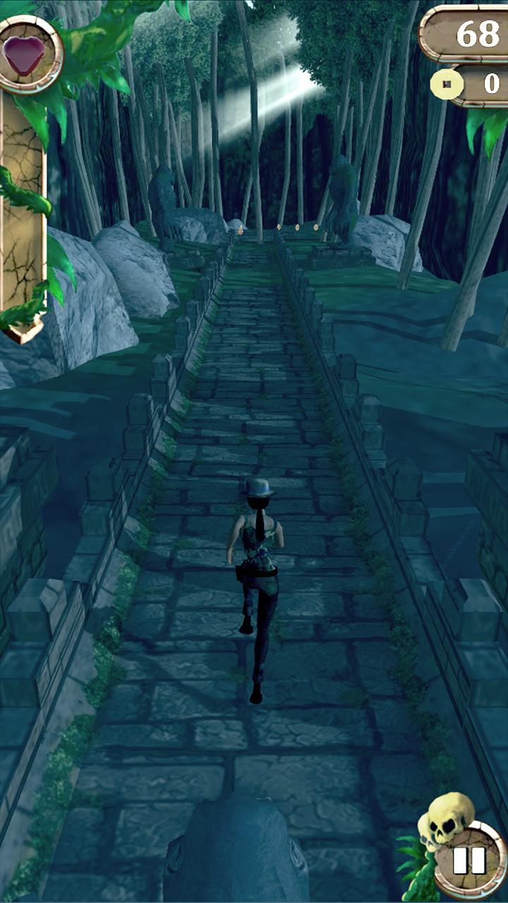 Tomb Runner Temple Raider: 3 2 1 & Run for Life 1.1.20 Screenshot 7