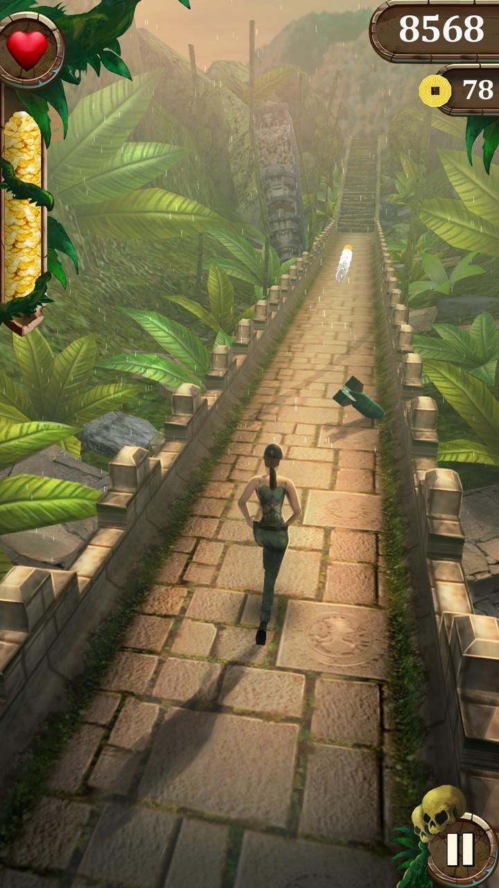 Tomb Runner Temple Raider: 3 2 1 & Run for Life 1.1.20 Screenshot 8
