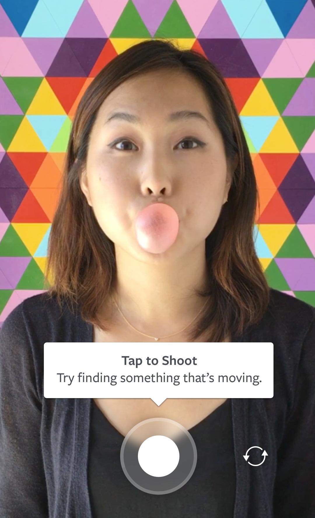 Boomerang from Instagram 1.4.7 Screenshot 1