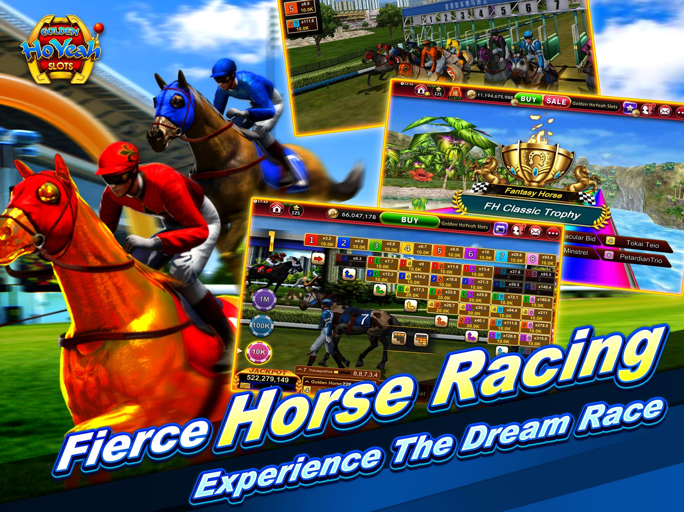 Slots (Golden HoYeah) - Casino Slots 2.5.7 Screenshot 1