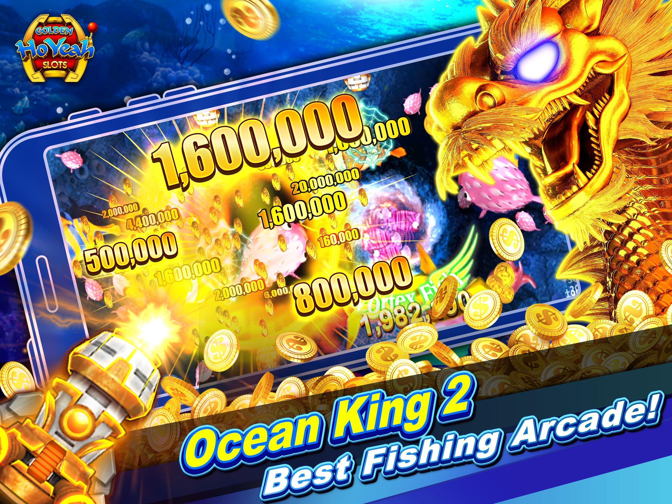 Slots (Golden HoYeah) - Casino Slots 2.5.7 Screenshot 3