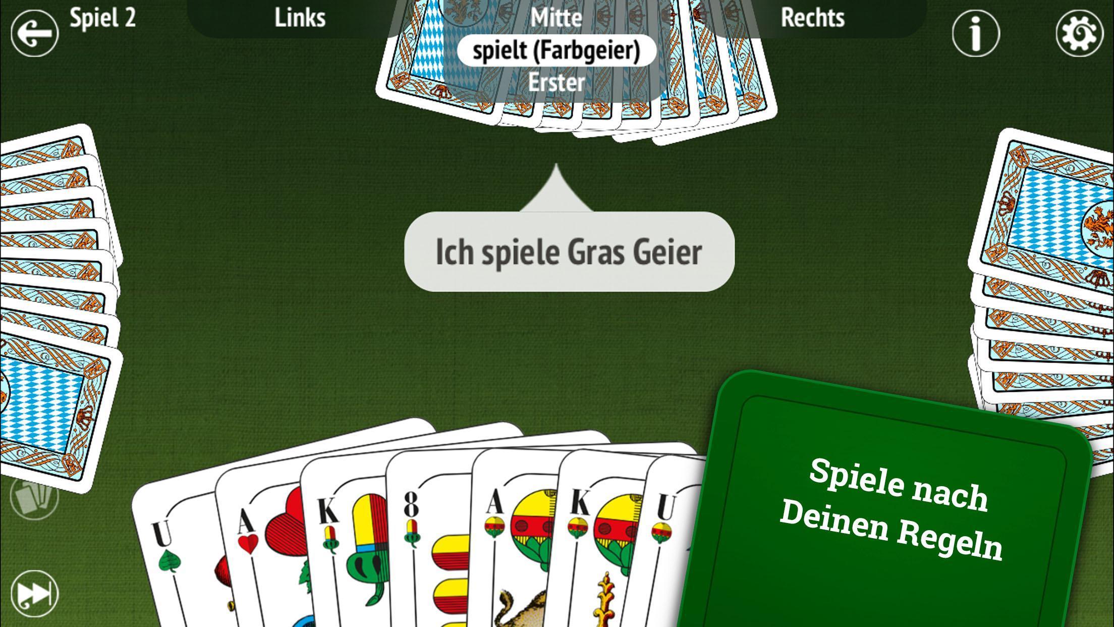 Schafkopf 2.2.2 Screenshot 2