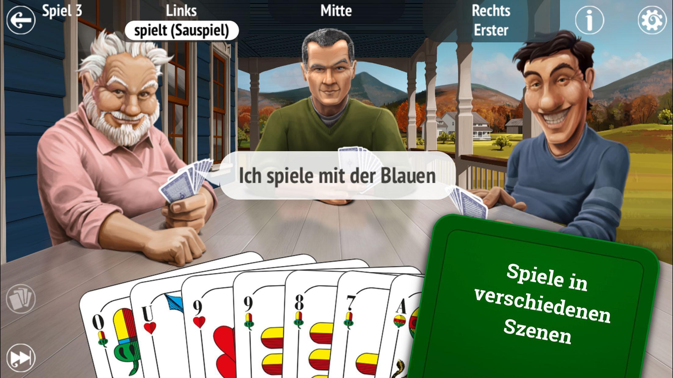 Schafkopf 2.2.2 Screenshot 4