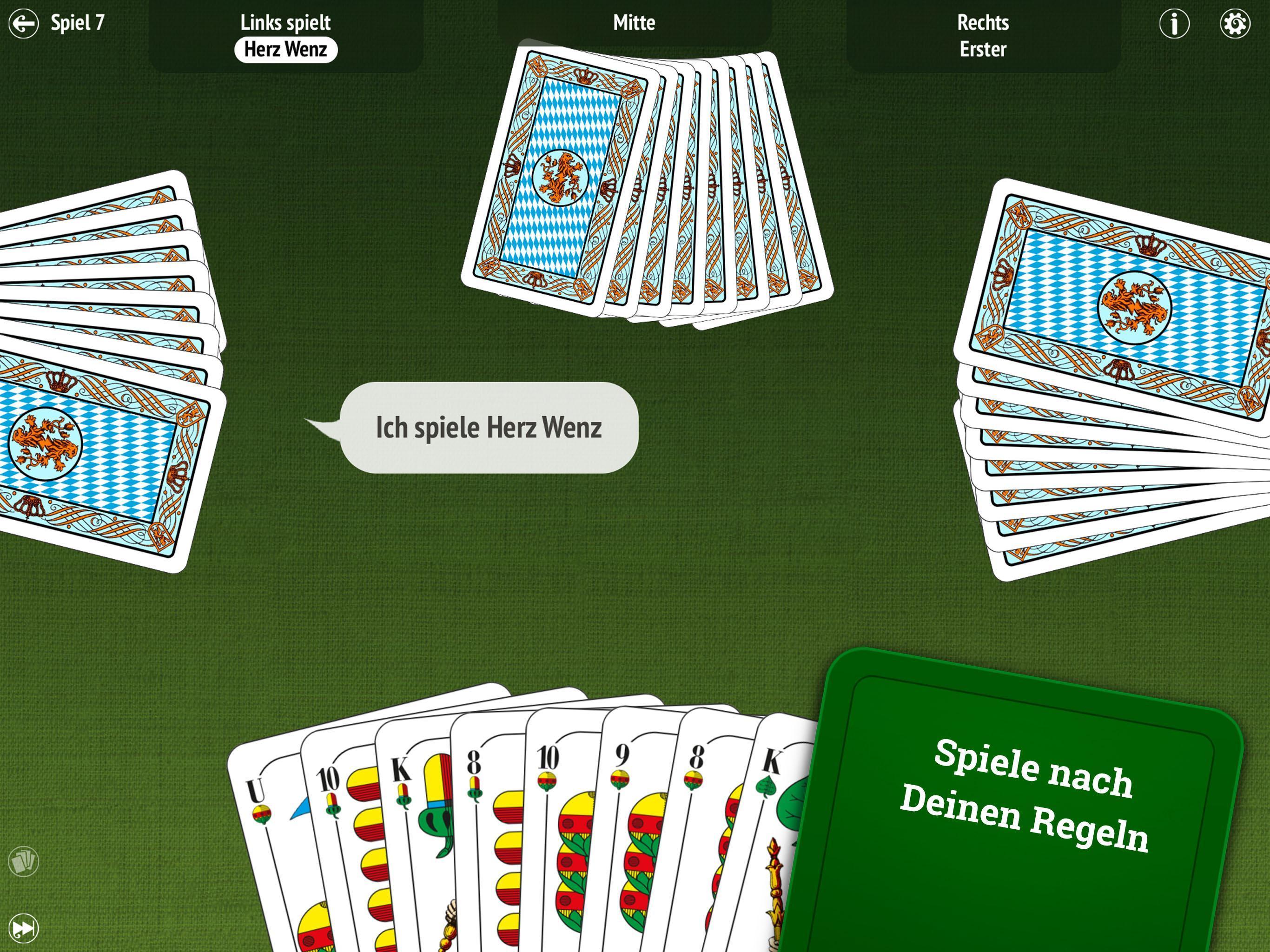 Schafkopf 2.2.2 Screenshot 7