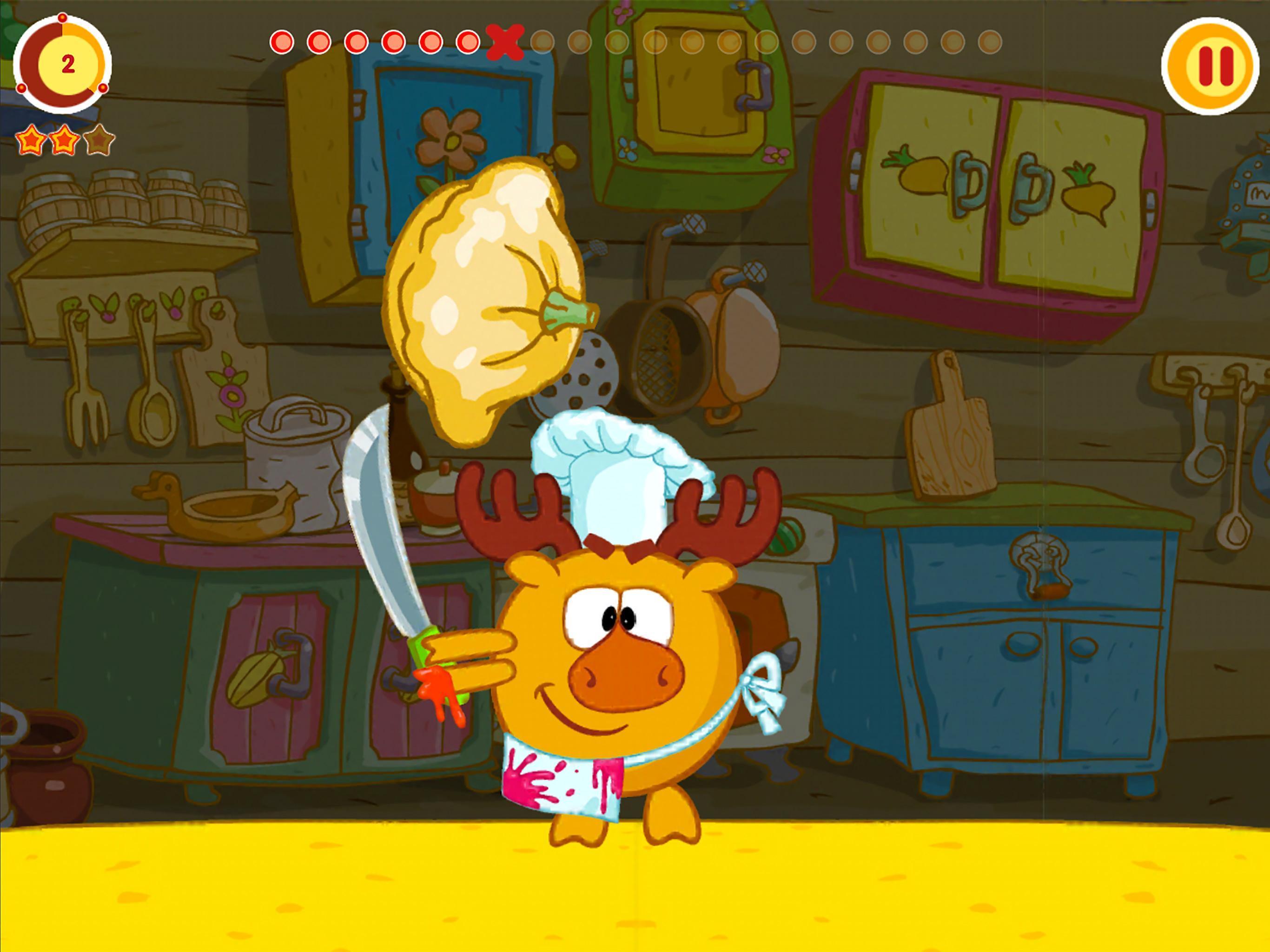 Смешарики. Кулинария 1.2.9 Screenshot 11