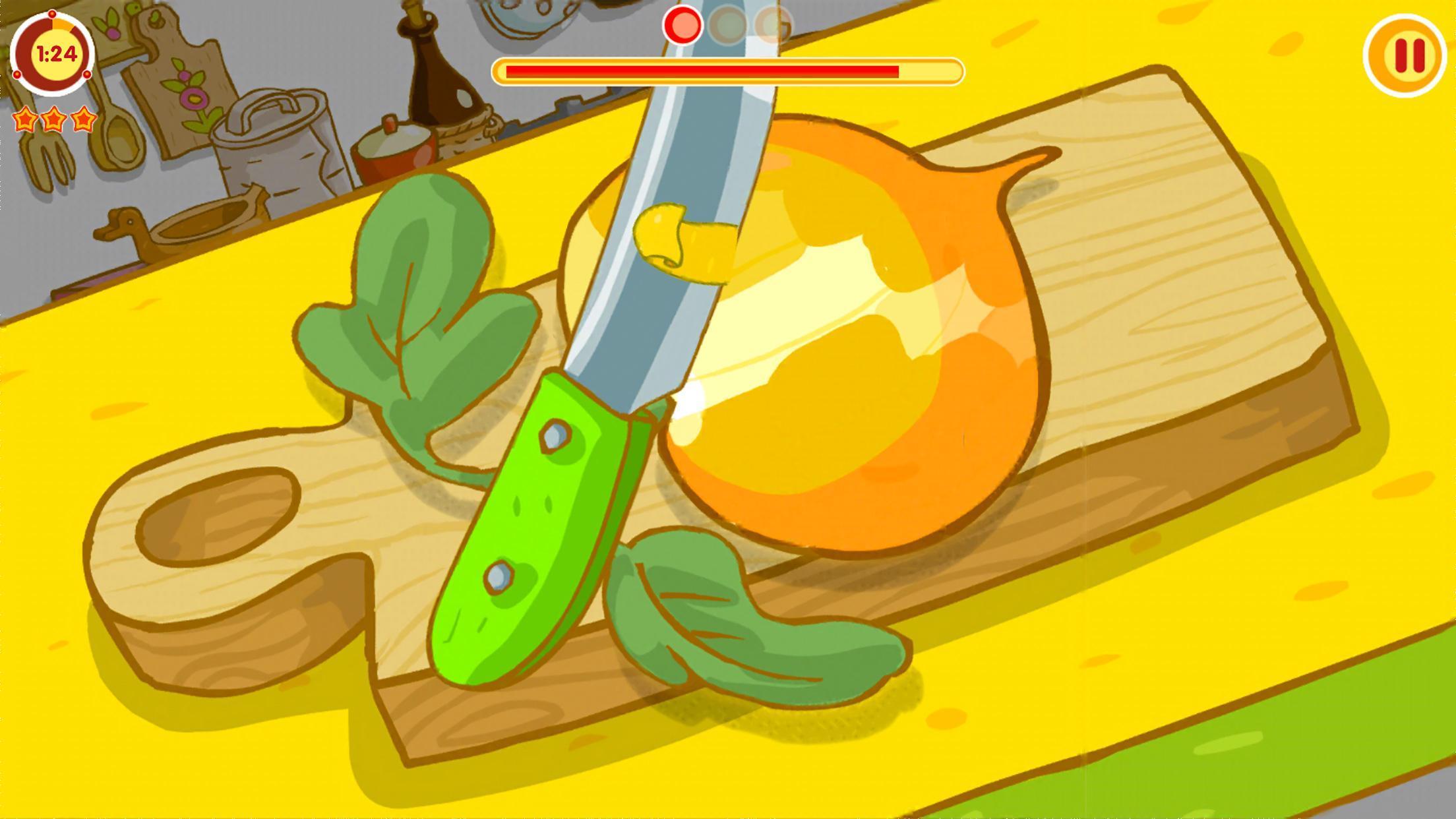 Смешарики. Кулинария 1.2.9 Screenshot 3