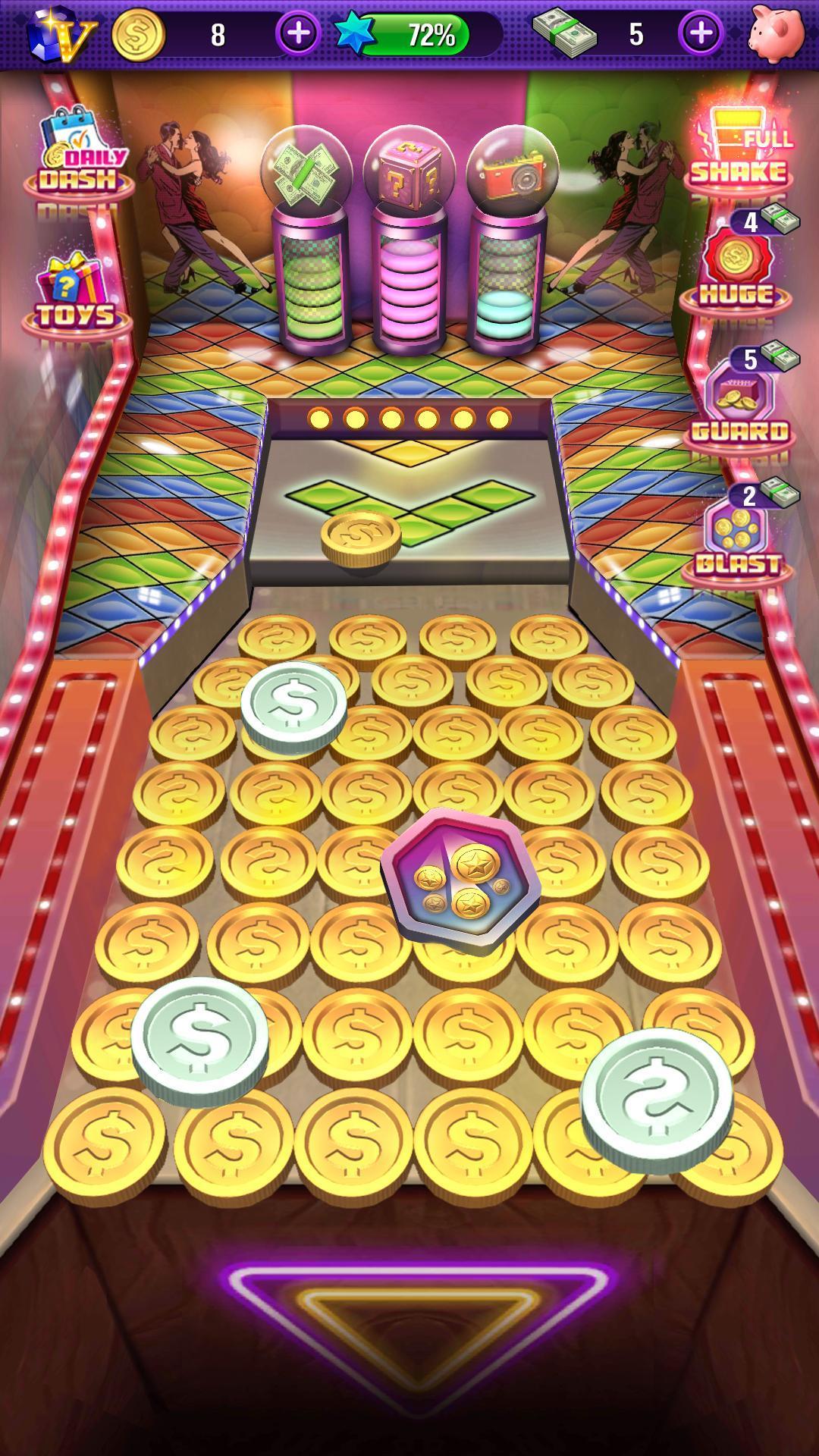 Coin Pusher 6.4 Screenshot 1