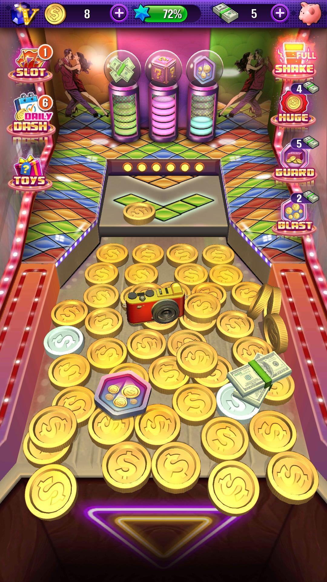 Coin Pusher 6.4 Screenshot 3