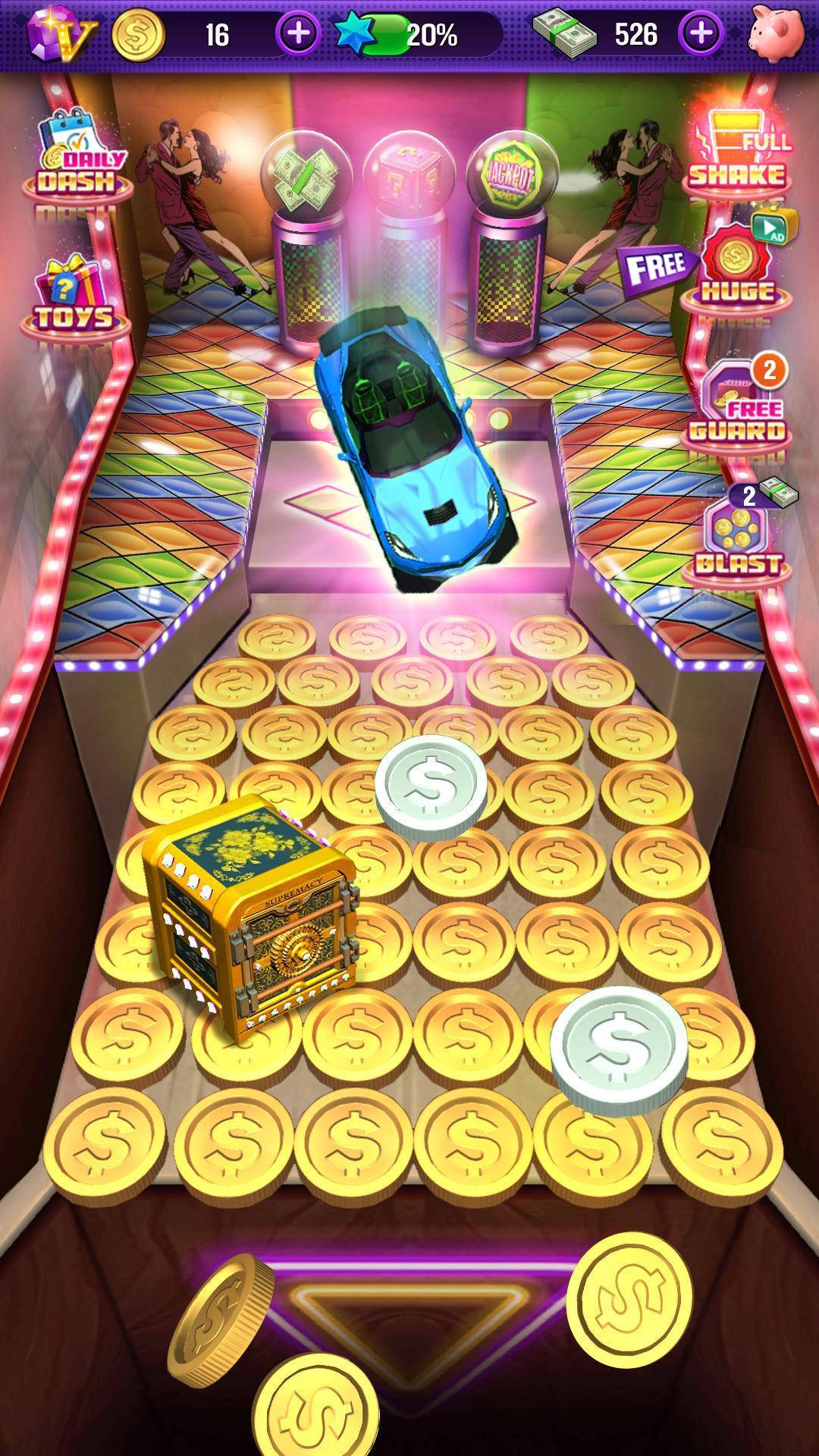 Coin Pusher 6.4 Screenshot 4