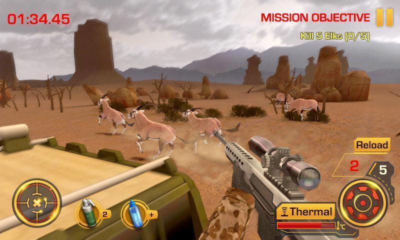 Wild Hunter 3D 1.0.9 Screenshot 1