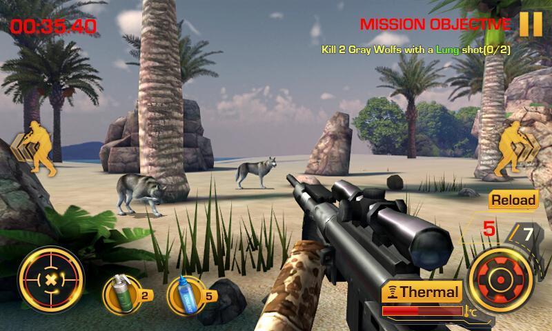 Wild Hunter 3D 1.0.9 Screenshot 2