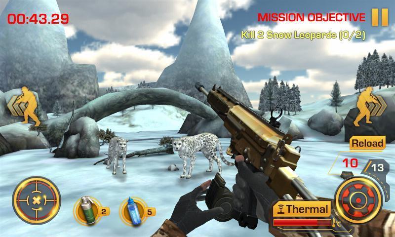 Wild Hunter 3D 1.0.9 Screenshot 3