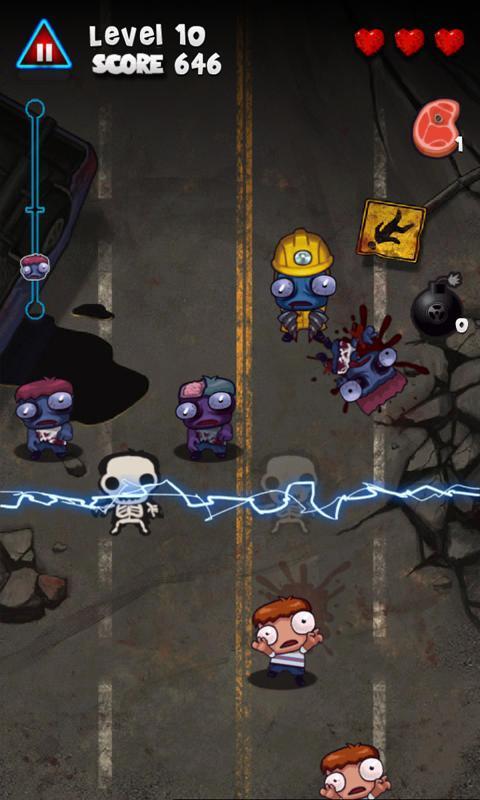Zombie Smasher 1.9 Screenshot 1