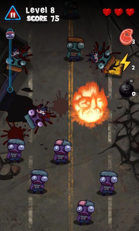 Zombie Smasher 1.9 Screenshot 2