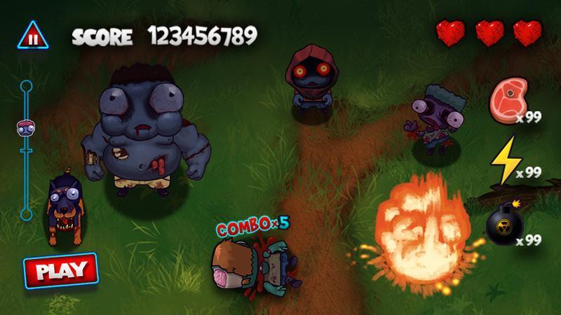 Zombie Smasher 1.9 Screenshot 23