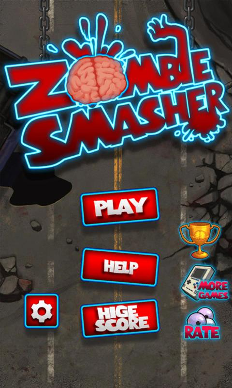 Zombie Smasher 1.9 Screenshot 3
