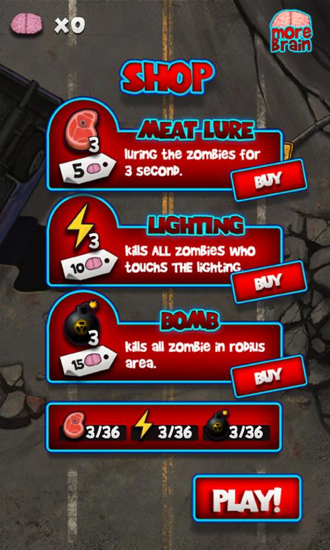 Zombie Smasher 1.9 Screenshot 5