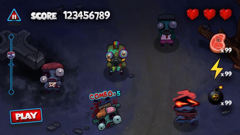 Zombie Smasher 1.9 Screenshot 6